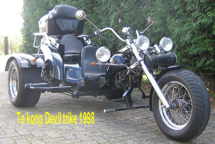 3 Tekerlekli Harley Tipi Motorlar ?? » Sayfa 1 - 1