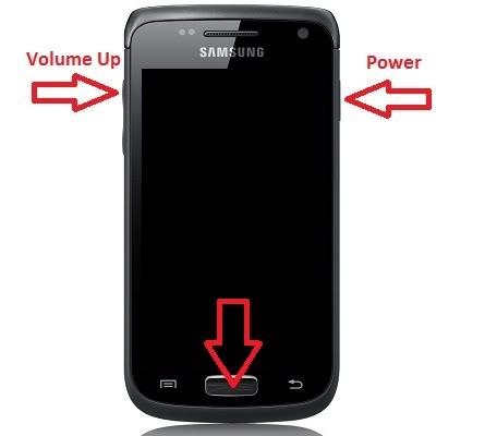 Как сделать формат на телефон