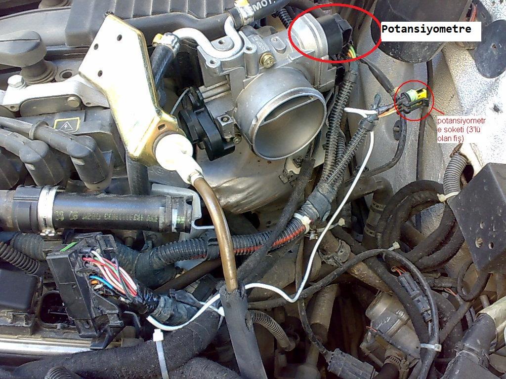 Fiat Brava Gaz Kelebeği Fiyatı