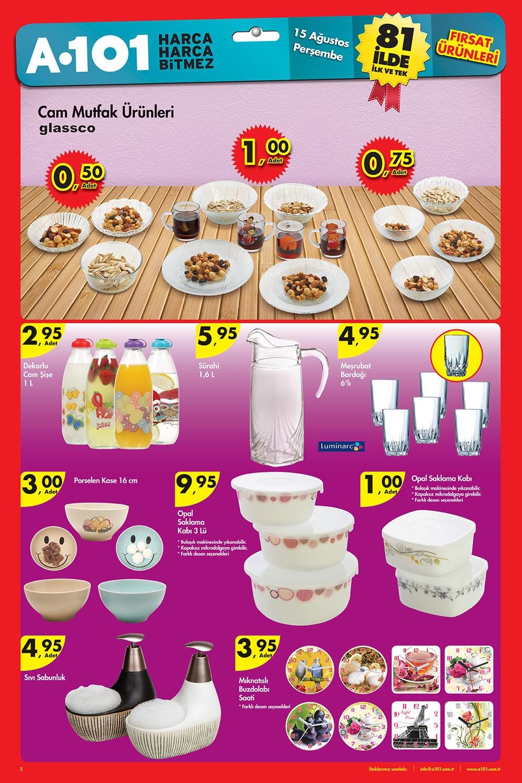 A101 Market İndirimli Ürünler