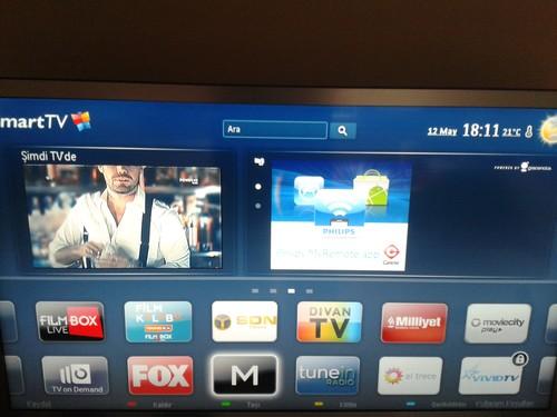 Philips Smart Tvler için IPTV » Sayfa 1 - 4