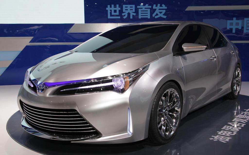 Toyota Corolla 2016 – Королла описание и цены | Тойота ...