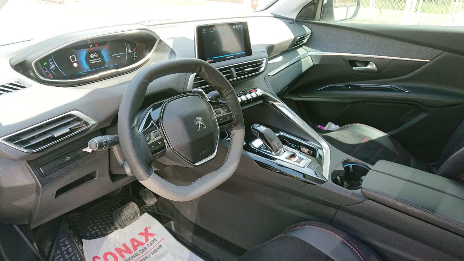 Yeni Peugeot 3008 Ana Konu